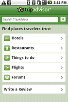TripAdvisor - Upgrade your holiday