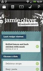 Jamie's 20 Minute Meals. Recetas para todos.