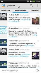 Tweet Lanes - Neuer Ansatz für Twitter