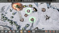 Defense zone 2 HD Lite, tower game per Android