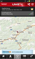 Unwetterzentrale Österreich - Zuverlässige Warnung vor Unwettern
