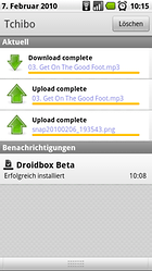 Droidbox Beta