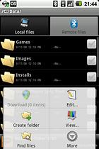 Bluetooth File Transfer - Blauzahn nicht nur für Roots