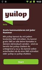 yuilop Gratis SMS & Messenger: Mehr als ein gewöhnlicher Chat