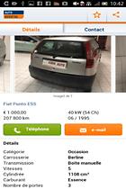 AutoScout24 - mobile auto : besoin d'une voiture ?