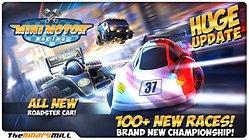 Mini Motor Racing - Des graphiques d'exception