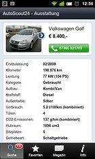 AutoScout24 to go – ¿Buscas un coche? ¡Aquí lo encuentras!