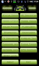 GeekTool - Das Schweizer Taschenmesser in Grün