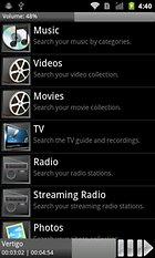 Media Center Control - Controllo remoto per Windows Media Player