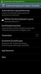 External Keyboard Helper Pro - Endlich das richtige Layout!