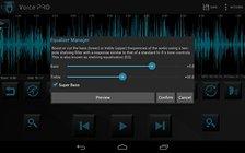 Voice PRO - ne faites pas la sourde oreille à cet outil audio !