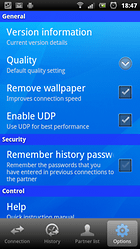 TeamViewer Free - The Remote Control To Your Android