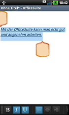 OfficeSuite Pro 6 + (PDF & HD) – DIE Officeanwendung für Android?