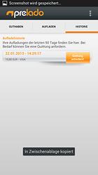 prelado Prepaid Handy Guthaben - Einfaches Aufladen