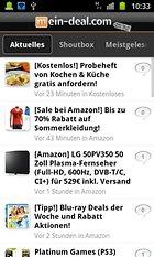 Mein-Deal.com Schnäppchen App - Auf der Suche nach Gut und Günstig!