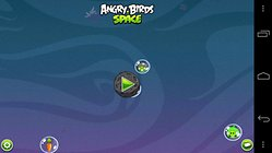 Angry Birds Space -- The Saga Continues