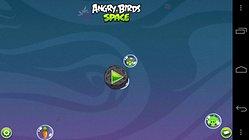 Angry Birds Space - a saga continua