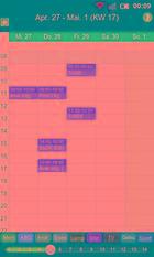 Business Calendar - Un oeil sur tous vos rendez-vous