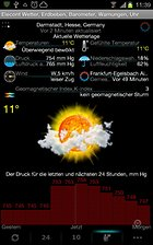 Meteorologia & terremotos