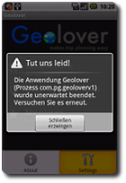 Geolover 1.12