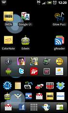 """""""Launch-X Pro"""" - spare Zeit und Platz mit einem optimalen Homescreen"""