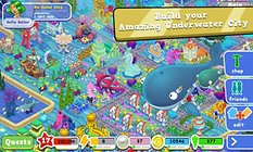 Coral City FUN addicting game