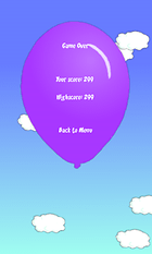 """Balloon Blaster - Infinite!"" - Ballons geh'n in die Luft"