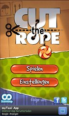 Cut the Rope - das Original für Android!