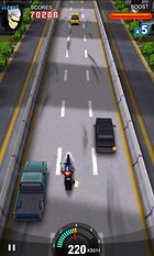 Racing Moto - Schneller, als die Polizei erlaubt