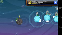 Angry Birds Space - a saga continua