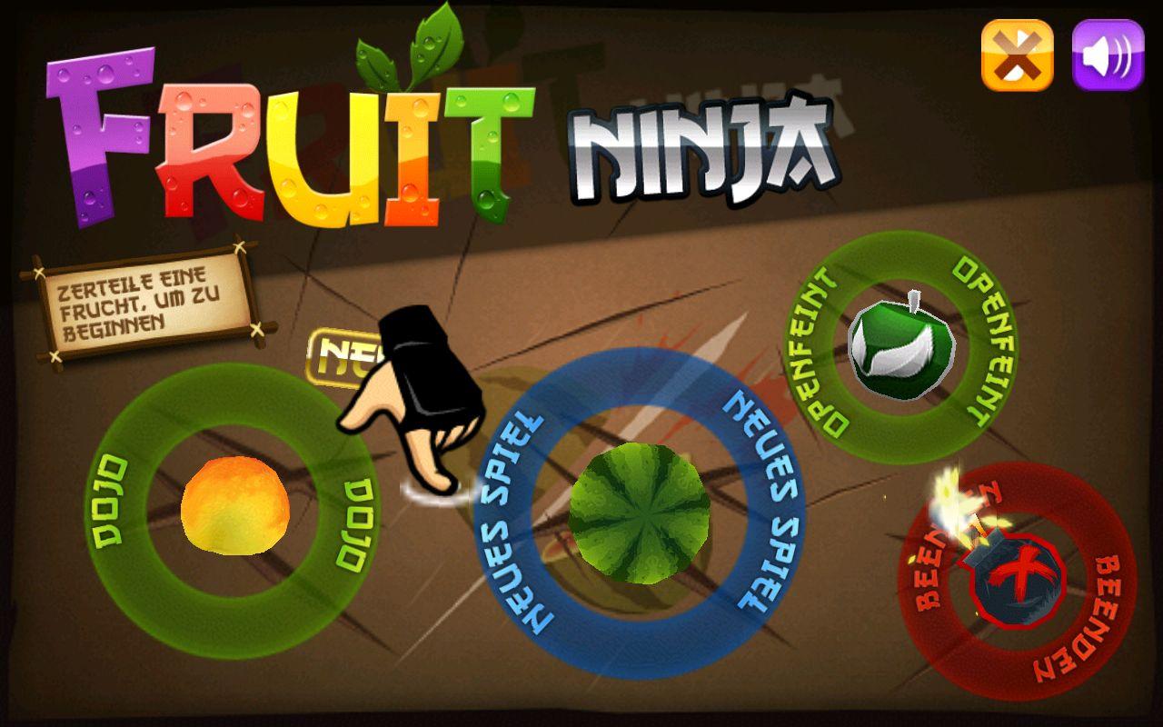 gioco gratis fruit ninja italiano