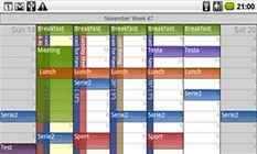 CalenGoo - Easy Kalender