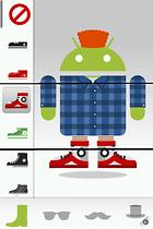 Androidify – Un robot de Android para cada ocasión