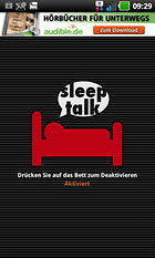 Sleep Talk Recorder. Mientras duermes...