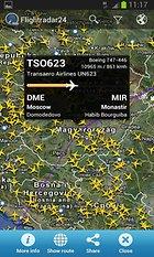 Flightradar24 Pro, uno sguardo nel cielo