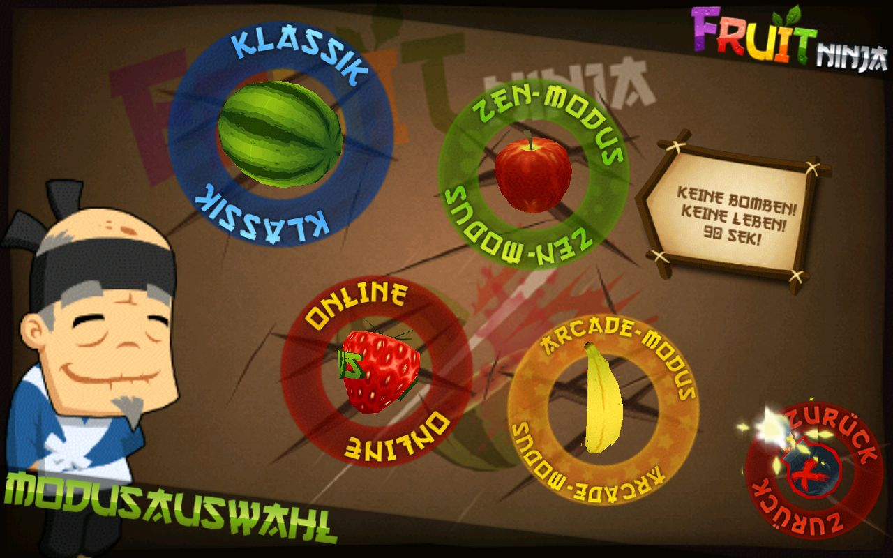 fruits that are vegetables fruit ninja free game