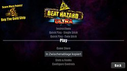 Beat Hazard Ultra -- Beats become bombs!