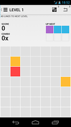 7x7, o jogo em que o Tetris encontra o Connect Four