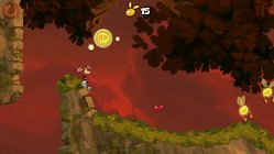 Rayman Jungle Run -- Jungle adventures