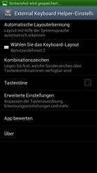 External Keyboard Helper Pro. Por fin un teclado!