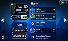 Super Stickman Golf 2 - Pratiquez le golf sur smartphone