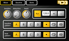 RD3 - Groovebox Sintetiza la música.