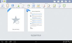 Kingsoft Office 5.2 (Free)