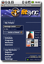 FitSync® Demo