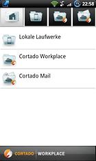 Cortado Workplace - Arbeiten von überall!