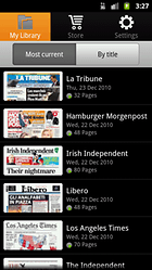PressReader - Newspaper Replicas