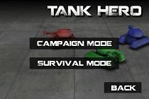 Tank Hero. Solo ante el peligro...