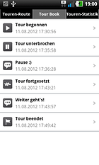 CheckMyTour – Dein virtuelles Tourbuch!