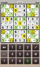 Andoku Sudoku 2 - Puzzle de tous les désirs