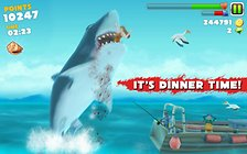 Hungry Shark Evolution - Comer y ser comido